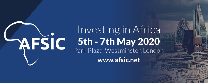 AFSIC - AFSIC 2021 - Investing in Africa Movemeback African event cover image