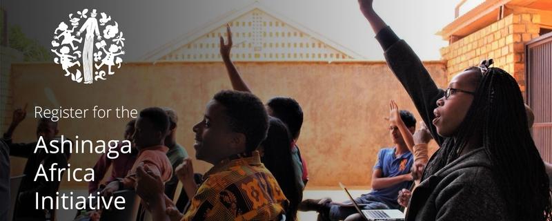 Ashinaga - Ashinaga Africa Initiative 2022 Movemeback African initiative cover image
