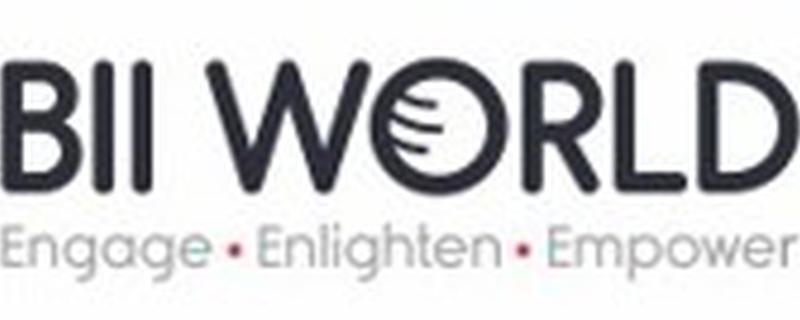 BII World logo - Movemeback African event