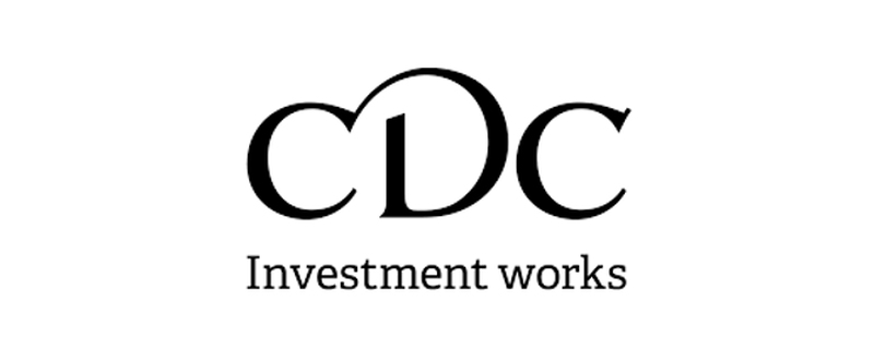 CDC Group logo - Movemeback African opportunity