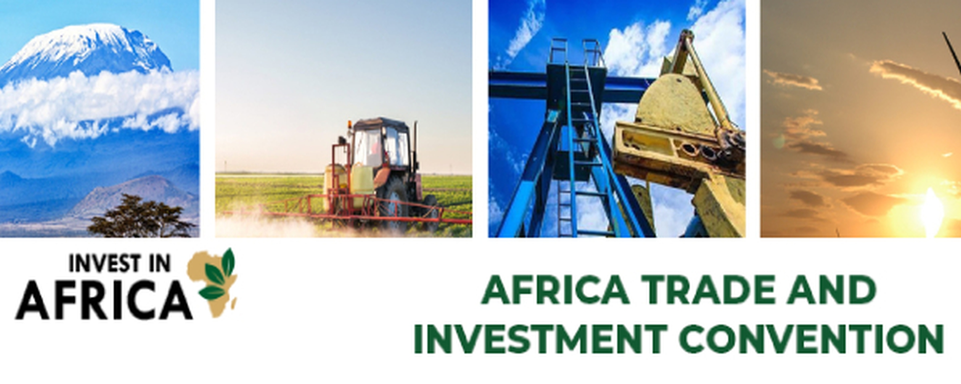 Changemaker International - Africa Trade and Investment Convention 2021 Movemeback African event cover image