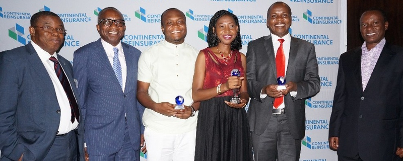 Continental Reinsurance - African Journalists Continental Competition Awards Movemeback African initiative cover image