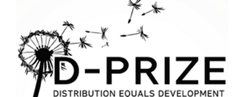 D-Prize logo - Movemeback African initiative