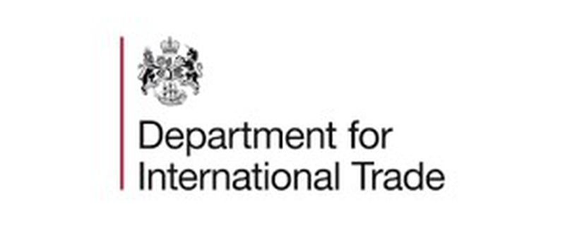 Department for International Trade logo - Movemeback African event