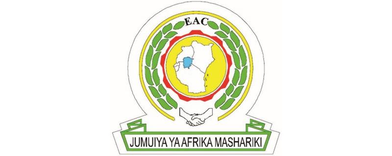 East African Community logo - Movemeback African initiative