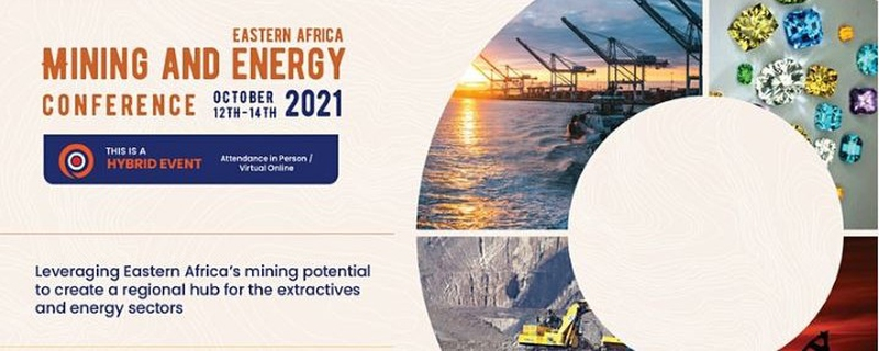 Eastern Africa Mining and Energy - Eastern Africa Mining and Energy Conference Movemeback African event cover image