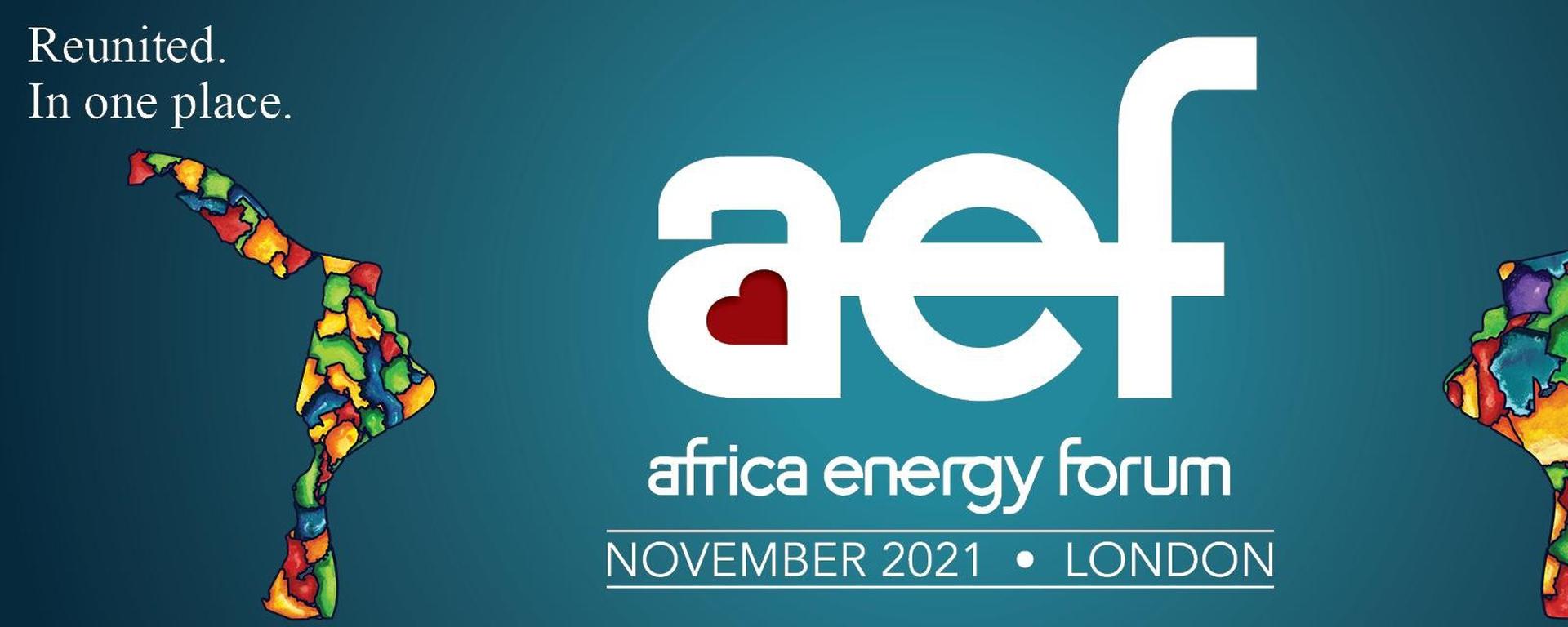 Energynet Africa - Africa  Energy Forum 2021 Movemeback African event cover image
