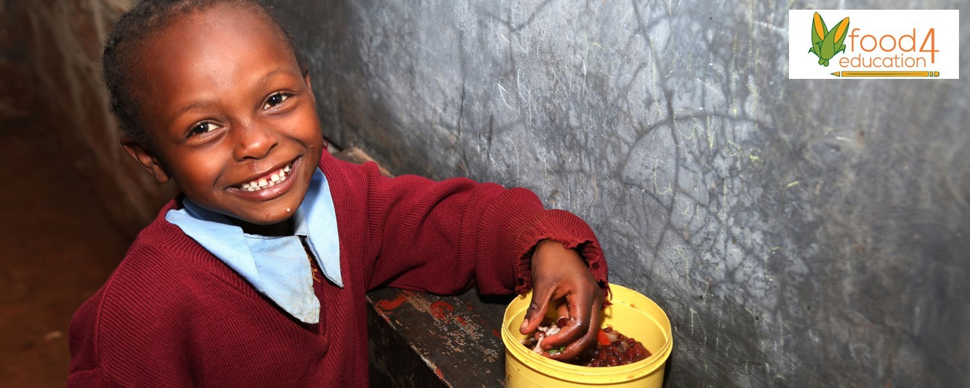 Food for Education - Senior Development Manager Movemeback African opportunity cover image
