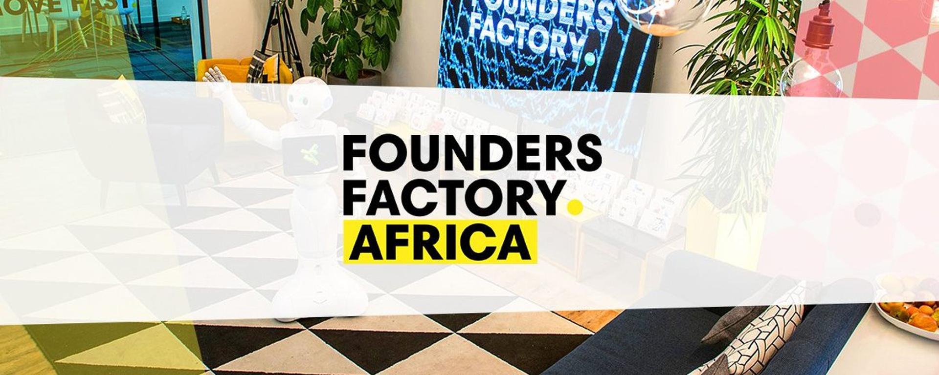 Founders Factory Africa - Healthcare Entrepreneurs Program Movemeback African initiative cover image