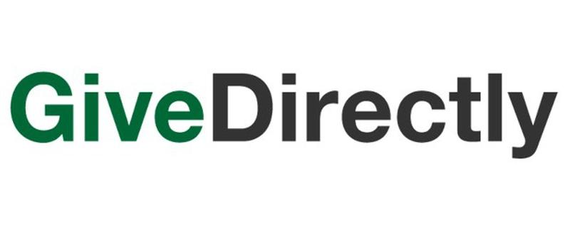 GiveDirectly logo - Movemeback African opportunity