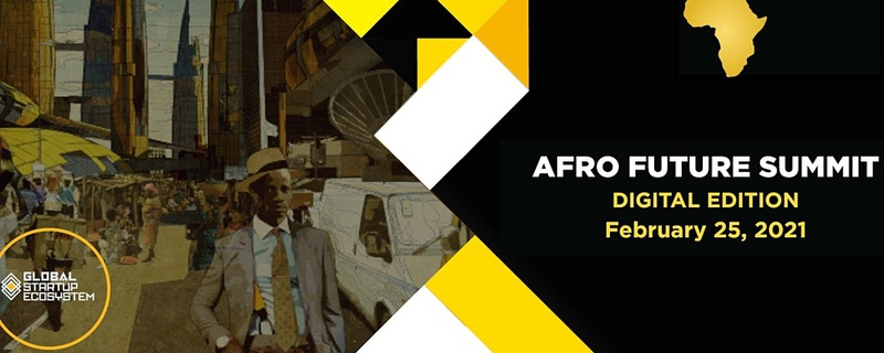 Global Startup Ecosystem - Afro Future Summit 2021 Movemeback African event cover image