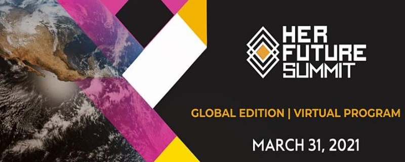 Global Startup Ecosystem - Her Future Summit: Global Edition Movemeback African event cover image