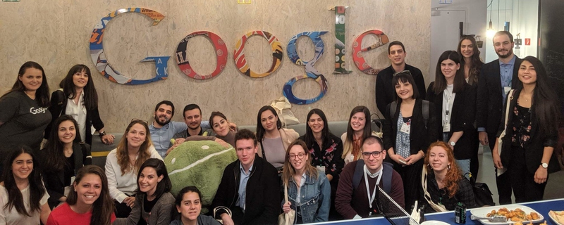 Google - Google AdCamp Program Movemeback African initiative cover image