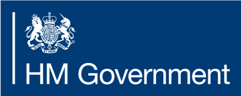 Government of the United Kingdom logo - Movemeback African event