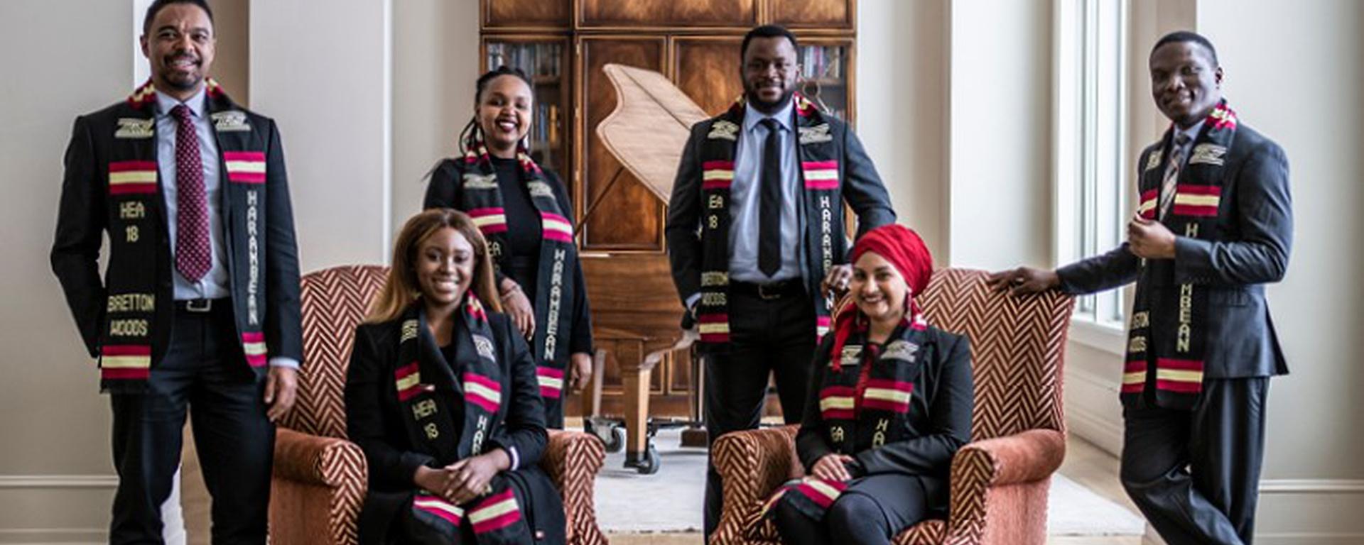 Harambeans - Harambeans Associate Program Movemeback African initiative cover image