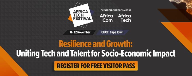 Informa Tech - Africa Tech Festival Movemeback African event cover image