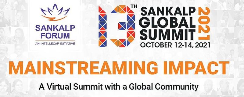 Intellecap - Sankalp Global Summit 2021 Movemeback African event cover image
