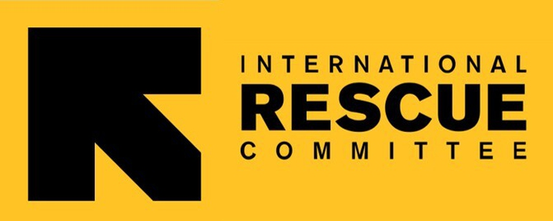 International Rescue Committee logo - Movemeback African opportunity