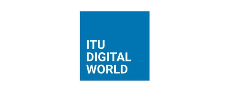 ITU Virtual Digital World logo - Movemeback African event