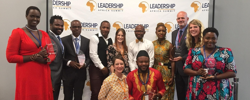 Leadership Africa Summit - Leadership Africa Summit 2021 Movemeback African event cover image