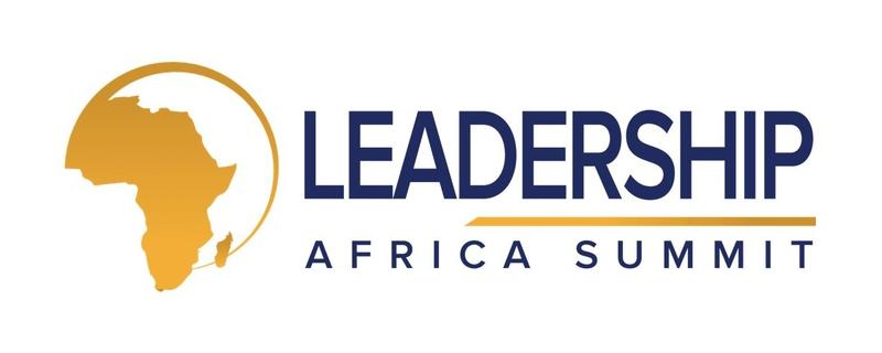 Leadership Africa Summit logo - Movemeback African event