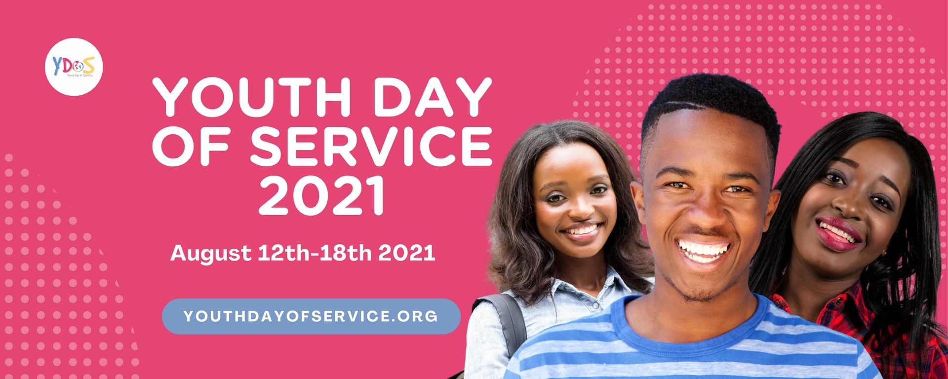 Leap Africa - Youth Day of Service 2021 Movemeback African event cover image