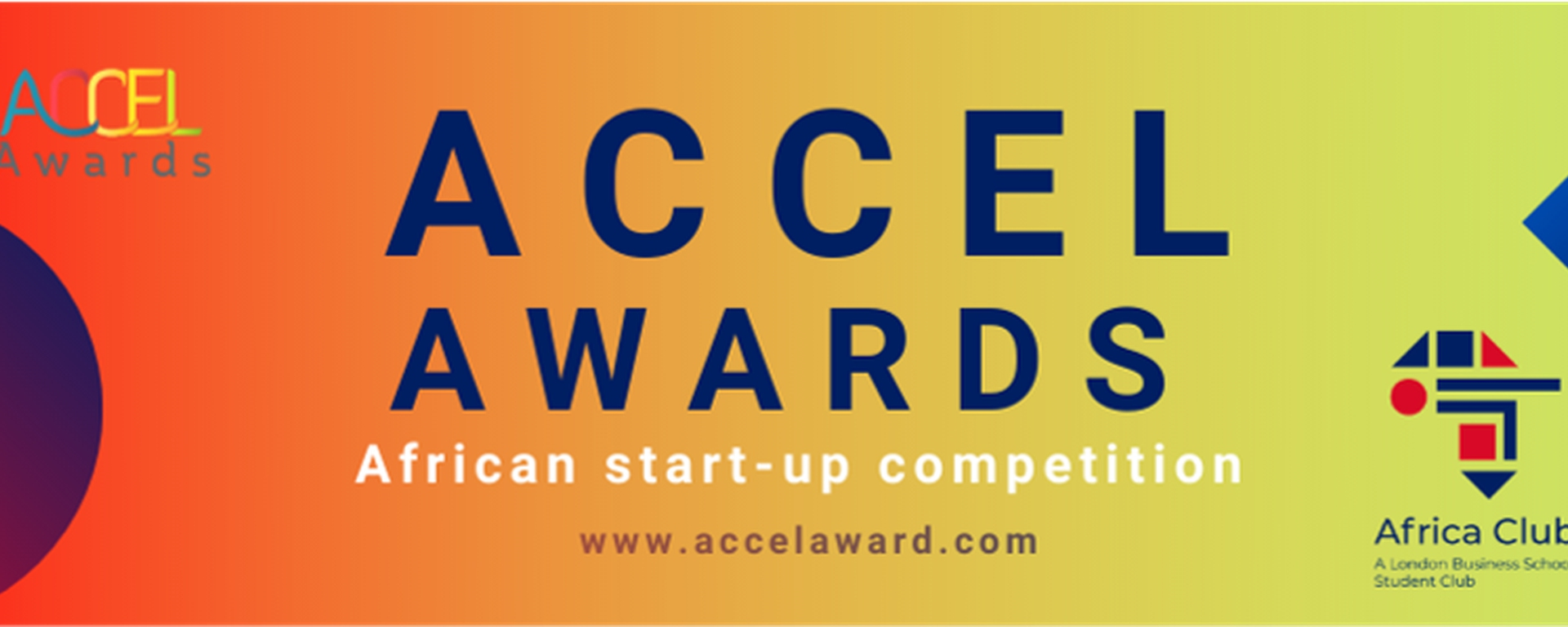 London Business School Africa Club - Accel Awards Start-up Competition Movemeback African initiative cover image