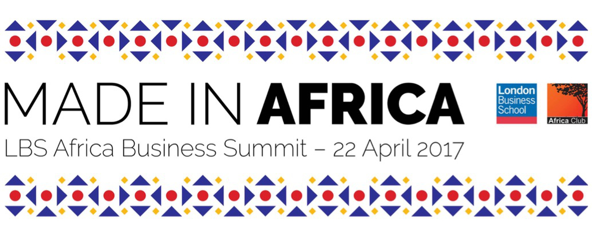 London Business School Africa Club - LBS Africa Business Summit Movemeback African event cover image