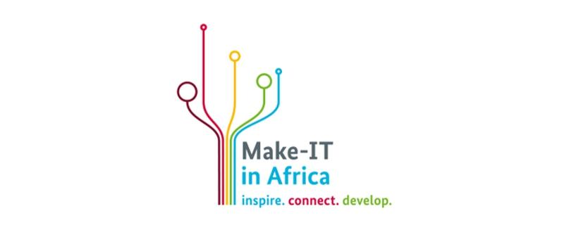 Make-IT in Africa logo - Movemeback African initiative