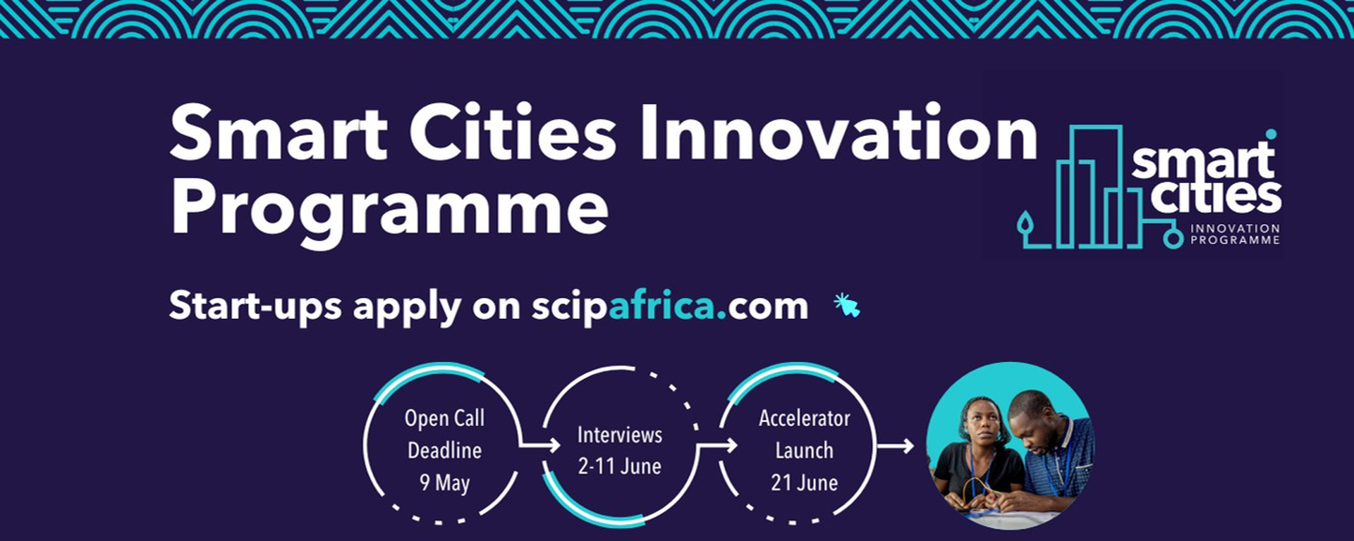 Make-IT in Africa - The Smart Cities Innovation Programme Movemeback African initiative cover image