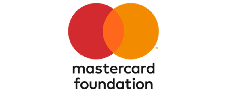 Mastercard Foundation logo - Movemeback African initiative