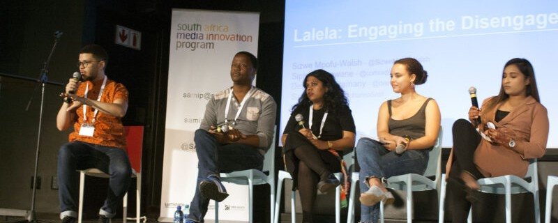 Media Development Investment Fund - South Africa Media Innovation Program Movemeback African initiative cover image