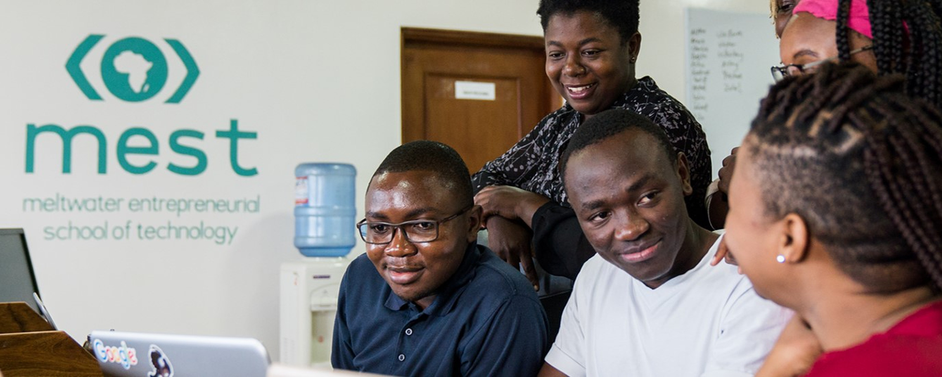 MEST Africa - Meltwater Entrepreneurial Training Program Movemeback African initiative cover image