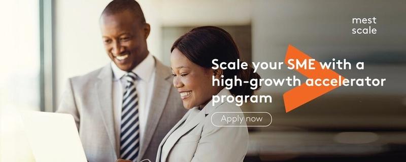MEST Africa - MEST Scale Accelerator Program Movemeback African initiative cover image