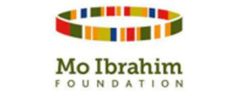 Mo Ibrahim Foundation logo - Movemeback African initiative