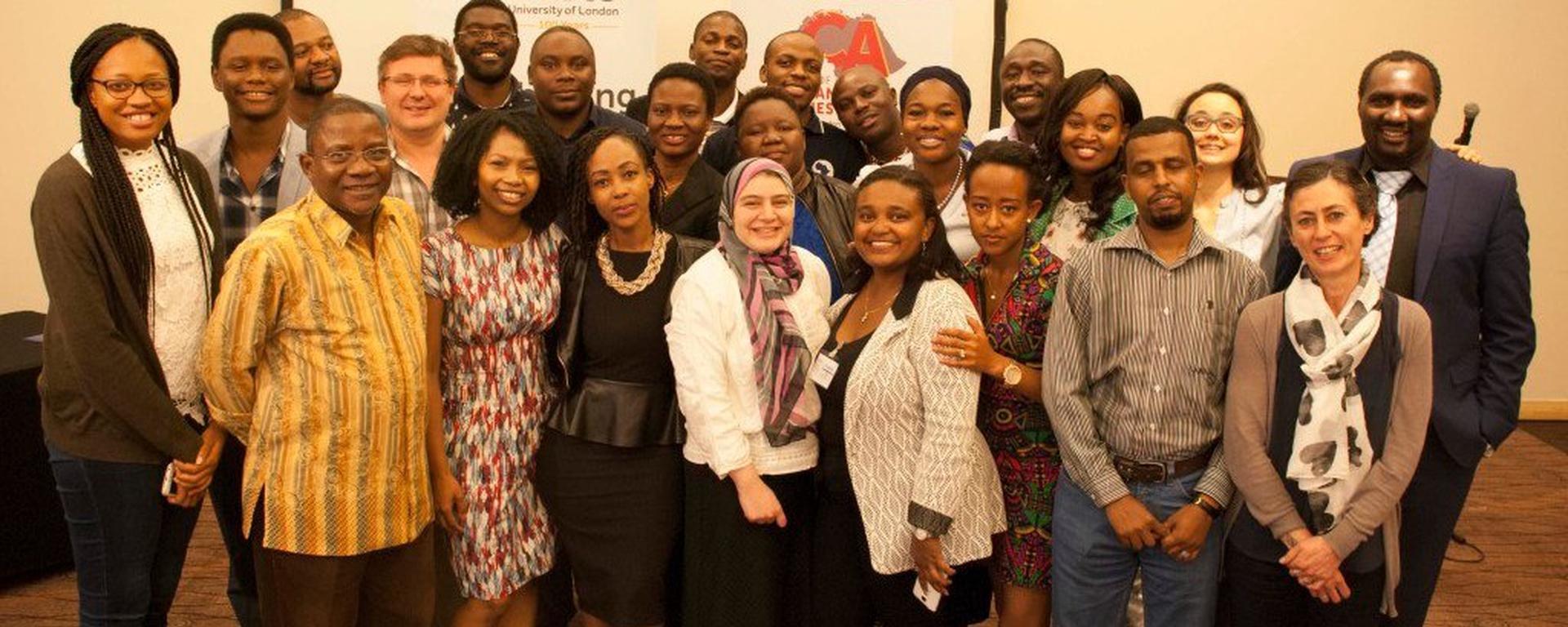 Mo Ibrahim Foundation - The Ibrahim Leadership Fellowship Movemeback African initiative cover image