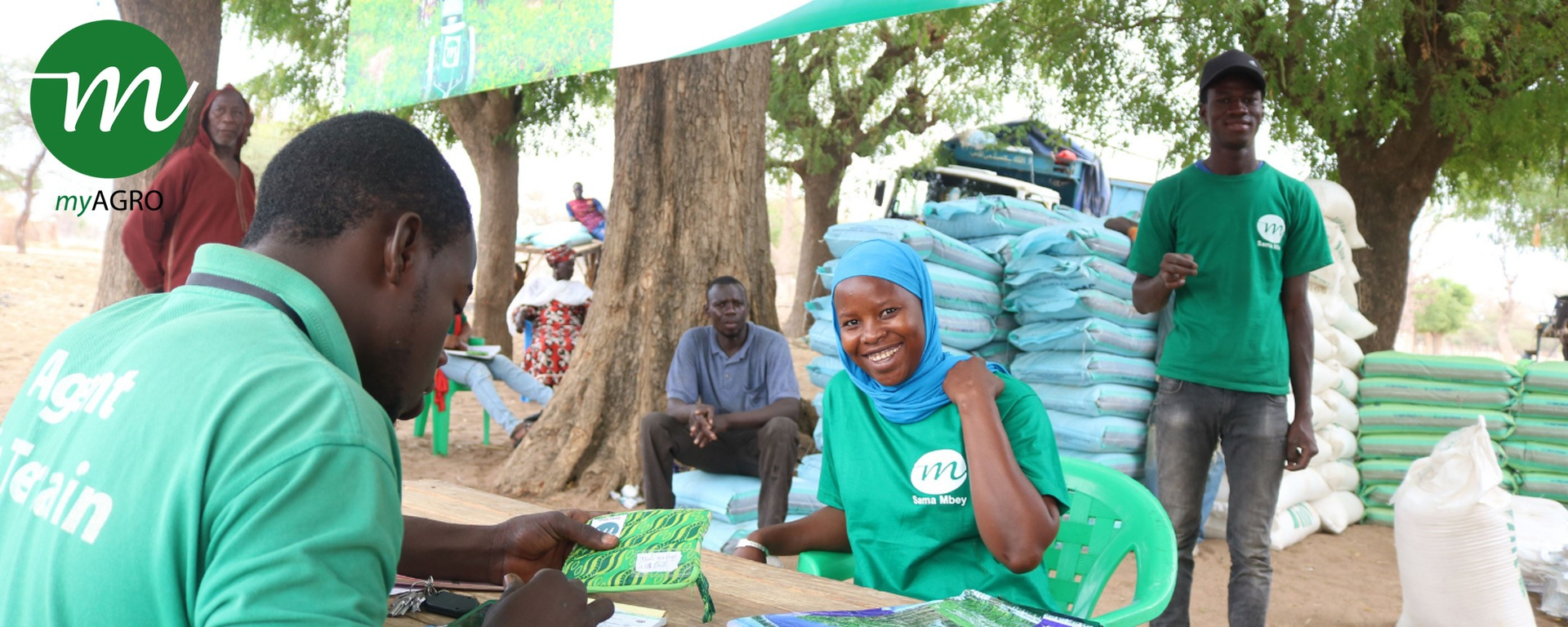 myAgro - Regional Director, Supply Chain Movemeback African opportunity cover image