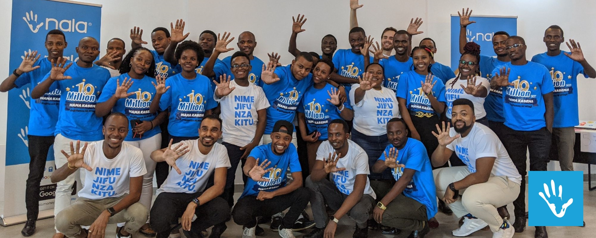 Nala - Marketing & Community Lead Movemeback African opportunity cover image
