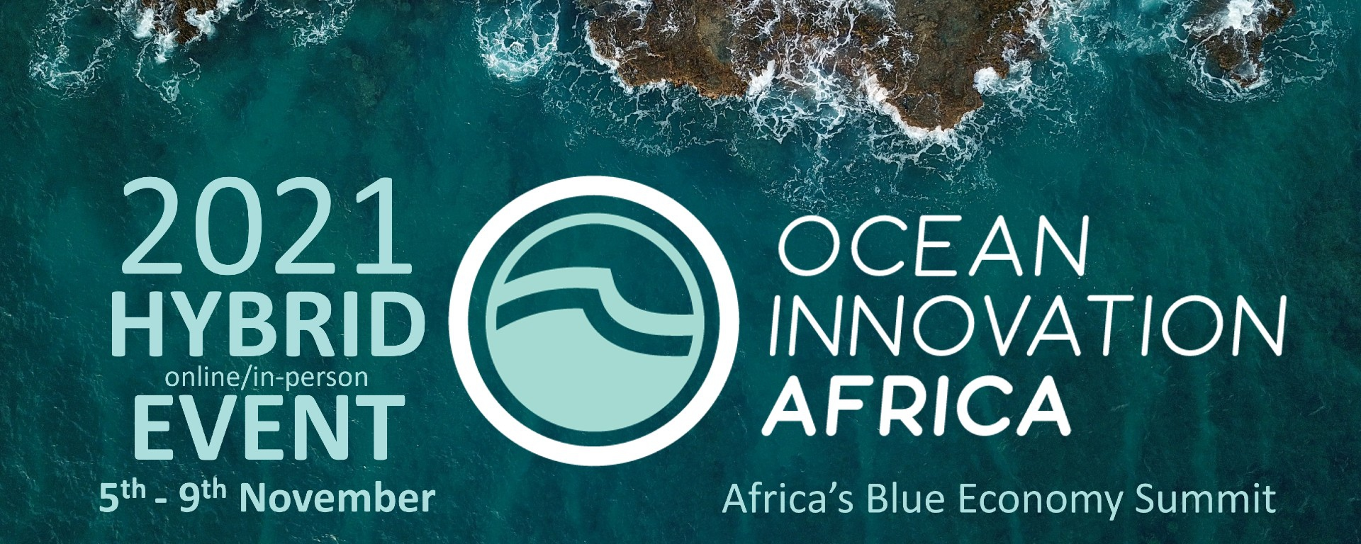 Ocean Innovation Africa - Ocean Innovation Africa 2021 Movemeback African event cover image