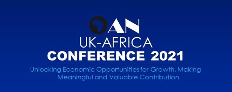 One Africa Network - UK-Africa Conference 2021 Movemeback African event cover image