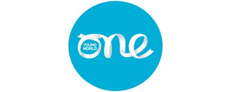 One Young World logo - Movemeback African initiative