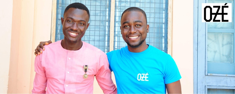 OZE - Chief Technology Officer Movemeback African opportunity cover image