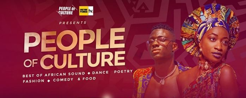 People of Culture - People Of Culture 2021 Movemeback African event cover image