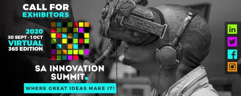 SA Innovation Summit - South Africa Innovation Summit : Showcasing African Innovation Movemeback African event cover image