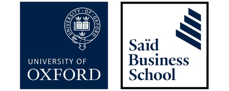 Saïd Business School, University of Oxford logo - Movemeback African initiative