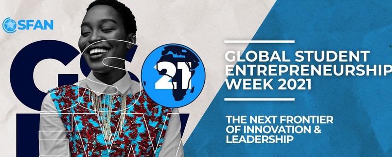 SFAN - Global Student Entrepreneurship Week 2021 Movemeback African event cover image