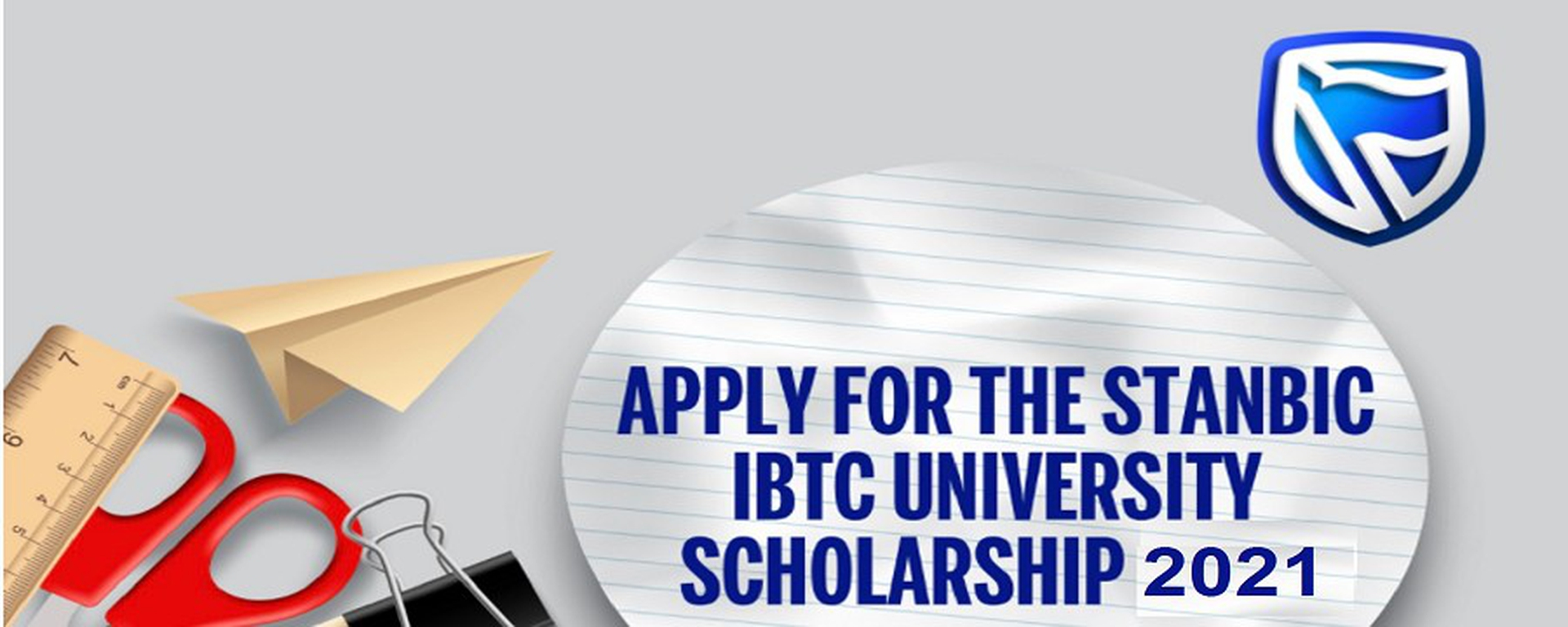 Stanbic IBTC - Stanbic IBTC University Scholarship Movemeback African initiative cover image