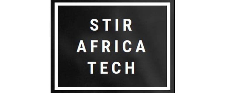 Stir Africa London Tech logo - Movemeback African event