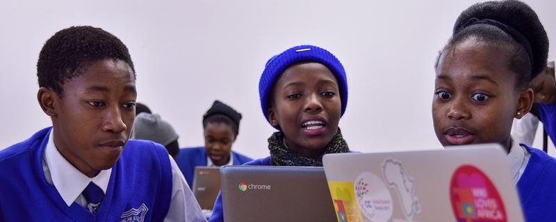 Terrapinn - EduTech Africa 2021 Movemeback African event cover image
