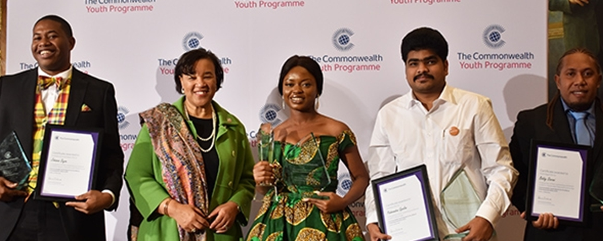 The Commonwealth - 2020 Commonwealth Youth Awards for Excellence in Development Movemeback African initiative cover image